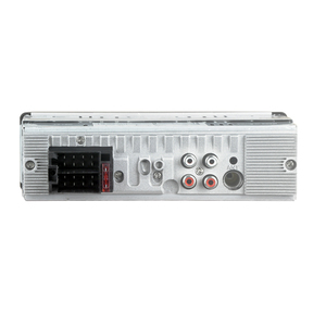 Image 5 - HEVXM 7003  Color Light MP3 Player Radio  Car MP3 Player 12V  BT  Car Stereo Audio In dash Single 1 Din  Aux Input