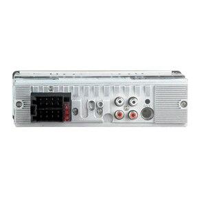 Image 5 - HEVXM 7003 צבע אור MP3 נגן רדיו לרכב MP3 נגן 12 v BT רכב סטריאו אודיו אחד במקף 1 דין Aux קלט