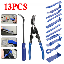 13pcs Upholstery Car Door Dash Audio Radio Panel Removal Disassembly Tool Set Auto