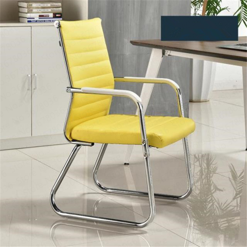 Computer Chair for Home Office Chair Conference Leather Student Stool Armchair Chair Office