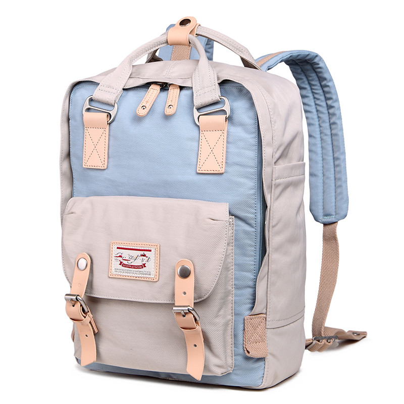 2019 New Fashion Women Candy Color Canvas Backpacks School Bags For Girl boy Casual Travel Bags laptop backpack Mochila S0622019 New Fashion Women Candy Color Canvas Backpacks School Bags For Girl boy Casual Travel Bags laptop backpack Mochila S062