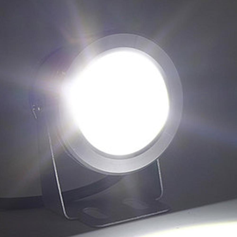 Obliging Waterproof 10w Led Underwater Spot Light Pond Aquarium Lamp White/warm White Led Underwater Lights