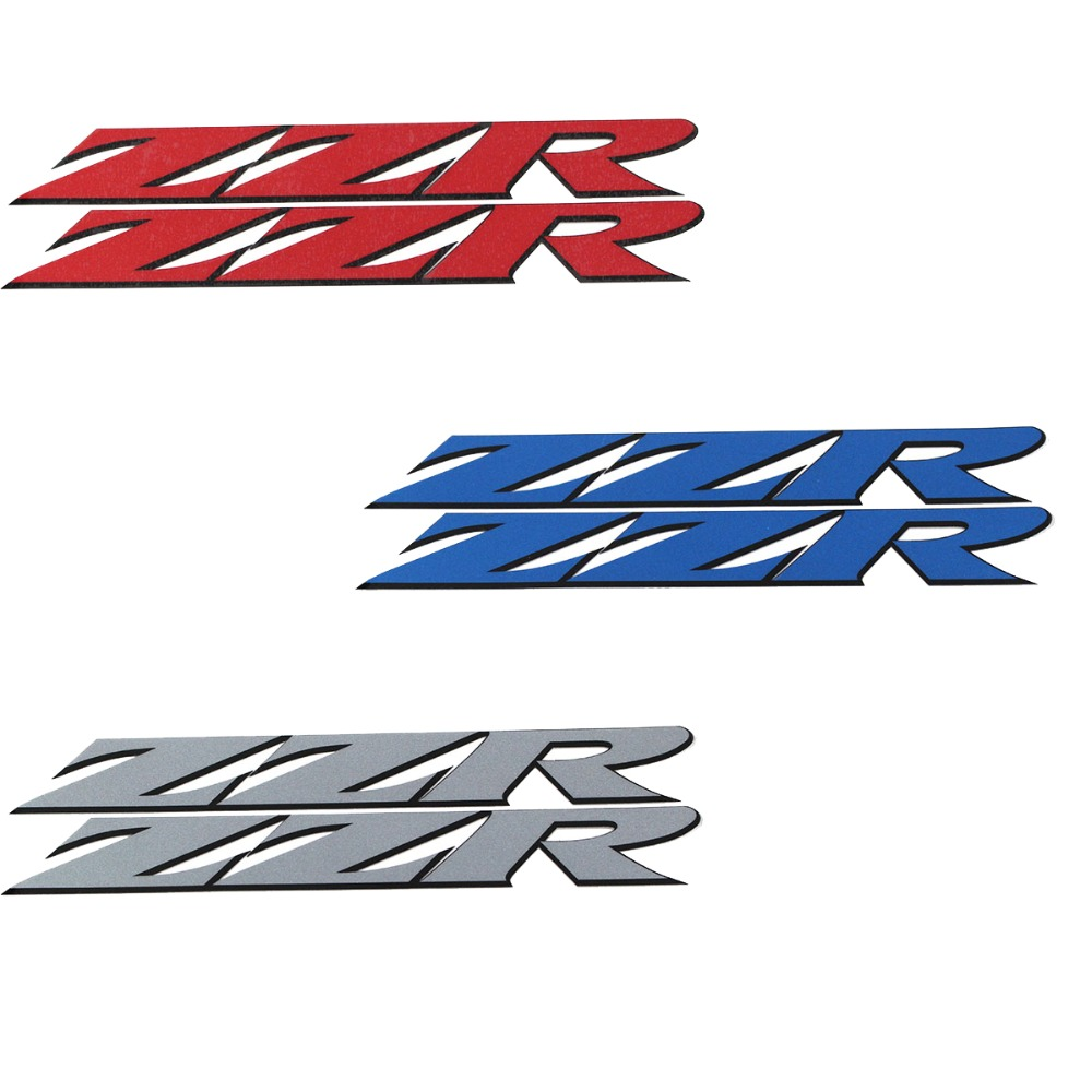 Motorcycle REFLECTIVE Stickers FAIRING Decals For KAWASAKI ZZR1400 ZZR ALL
