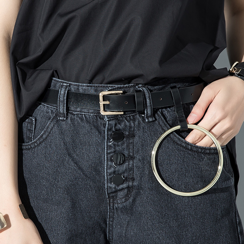 Men Belt Buckle Ring