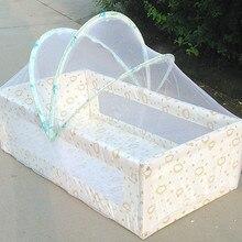 Универсальная детская колыбель кровать москитные сетки летние детские арочные москитные сетки moustiquaire девочки декор комнаты кровать палатка
