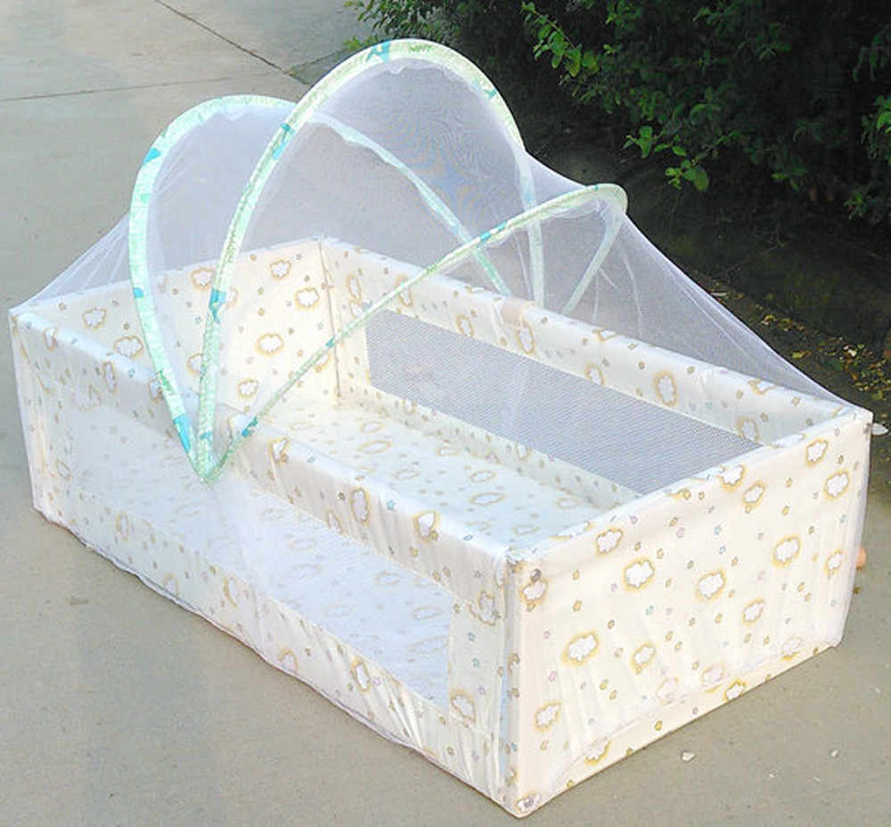 Universal Baby Cradle Bed Mosquito Nets Summer Baby Arched Mosquitos Nets moustiquaire girls room decor bed tent