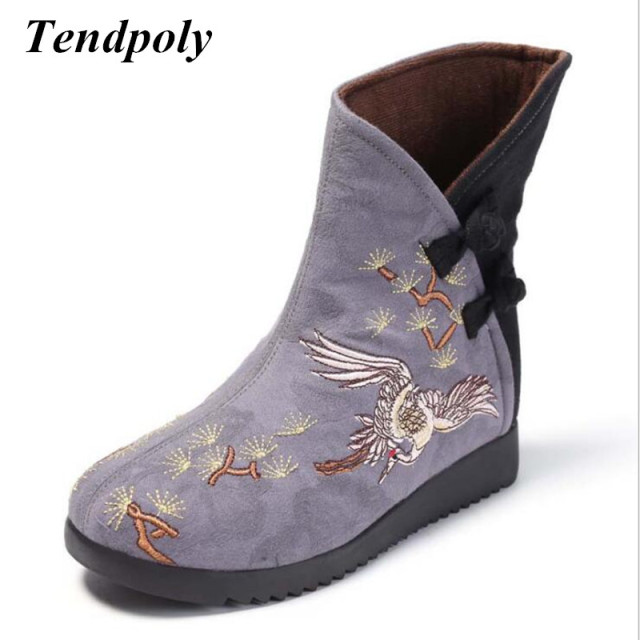 best service 06a35 93797 New-fashion-retro-national-wind-women-s-boots-2018-autumn-winter-beautiful-embroidered-thick-soled-best.jpg 640x640.jpg