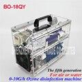 BO-18QY generador de ozono 1 g/h gram generatore di ozono AC220V/AC110V Regolabile ozono terapia macchina 52 W 8L/.