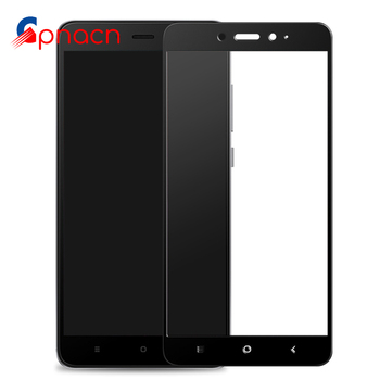 GPNACN Screen Protective Tempered Glass For Xiaomi Redmi 4X 5A 5 Plus Full Cover Glass Film For Redmi Note 4X 4 Note 5 5A Glass