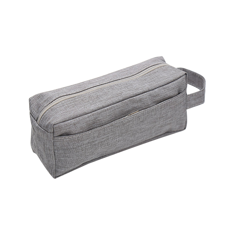 Leisure Men Cosmetic Bag Side Carry Solid Storage Make Up Pouch Organizer Travel Accesspries Supplies Products Items sa212 saddle bag motorcycle side bag helmet bag free shippingkorea japan e ems
