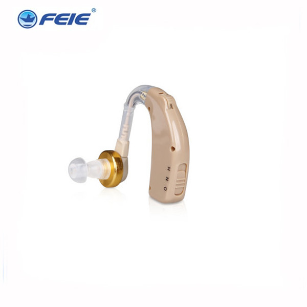 Hot Sale Products in 2018 USB Rechargeable Ear Hearing Aid C-108 Best Ear Amplifier Headphone Deafness for Hearing Difficult guangzhou feie deaf rechargeable hearing aids mini behind the ear hearing aid s 109s free shipping