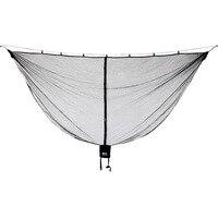 Nylon Hammock Hanging Bed Bug Net Net Rede de Campismo Rede Balanço Do Jardim Mosquitera Malha Hammock Portátil Mosquito Net 320*145