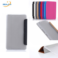 2018 Hot Flip Silk Pattern Leather Cover For ASUS MeMO Pad 8 0 Inch ME581C ME581