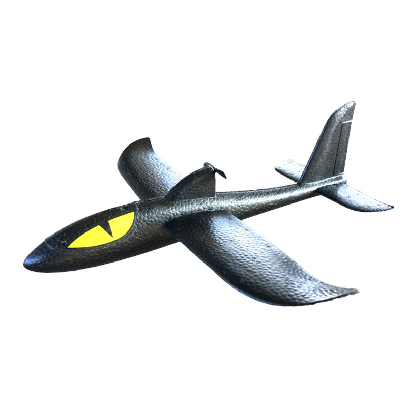 Airplanes Capacitor Electric Hand Launch Throwing Glider Aircraft Inertial Foam EVA Toy Plane Model Outdoor Toy Educational Toys image