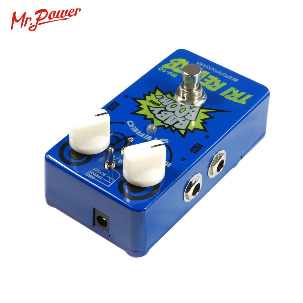 Efectos de baby boom Biyang RV-10 Modo 3 Tri reverberación Reverb - Instrumentos musicales - foto 3