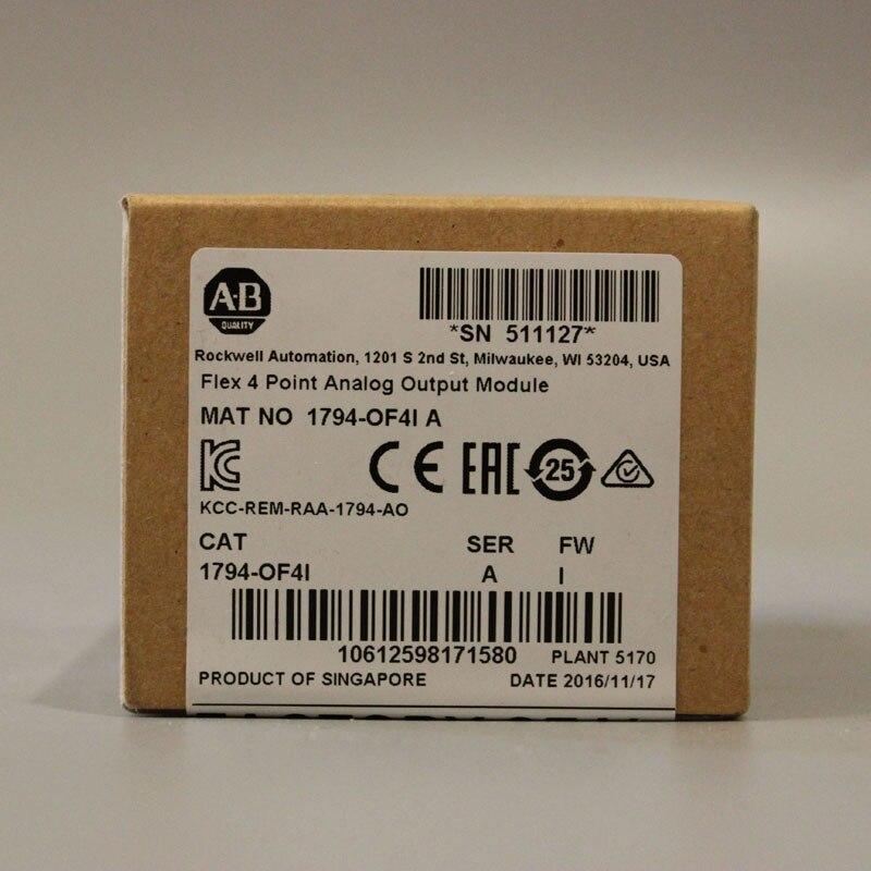 1794-OF4I 1794OF4I PLC контроллер, и есть