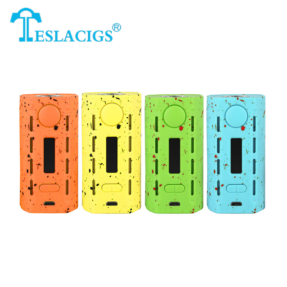 Original TESLACIGS Tesla WYE 200 watt Box Mod Elektronik Sigara vape mod VS squonk mod mechanische mod tesla eindringling iii /Cylon