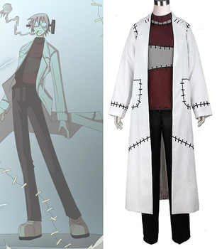 Soul Eater Cosplay Franken Stein Doctor Costume Cosplay - DISCOUNT ITEM  22% OFF Novelty & Special Use