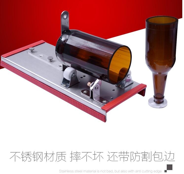 Wine Bottle Cutting Tool Kit Glass Bottle Cutter DIY Full Size Glass Bottle Cutter Tool Wine Bottle Cutters Wine Jar Etching