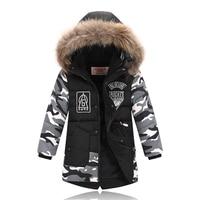 Good Quality Kids Winter Coats Baby Boys Outerwear Down Jacket Boys Winter Coats 80 Duck Down