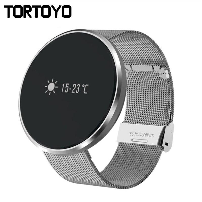 Fashion Men Sport Business Smart Wristband Band Bracelet Watch M88s Blood Pressure Heart Rate Monitor Smartband