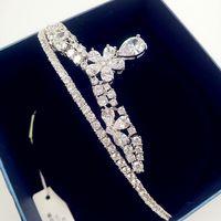 Full Zircon Tiara CZ Crown Headband Wedding Hair Accessories Diadem Hair Jewelry Tiaras And Crowns Diadema Coroa Noiva