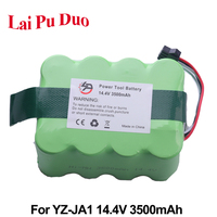 14.4V 3500mAh NI-MH Vacuum Cleaner Battery For Fmart FZ-Q2 Q1 YZ-JA1 For Haier SWR-T320S Rechargeable Batteries