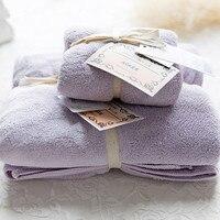 AOKEE Coral Velvet Towel Towel Suit Japanese Export Towel Kit Micron Spinning Yarn Towel Slip