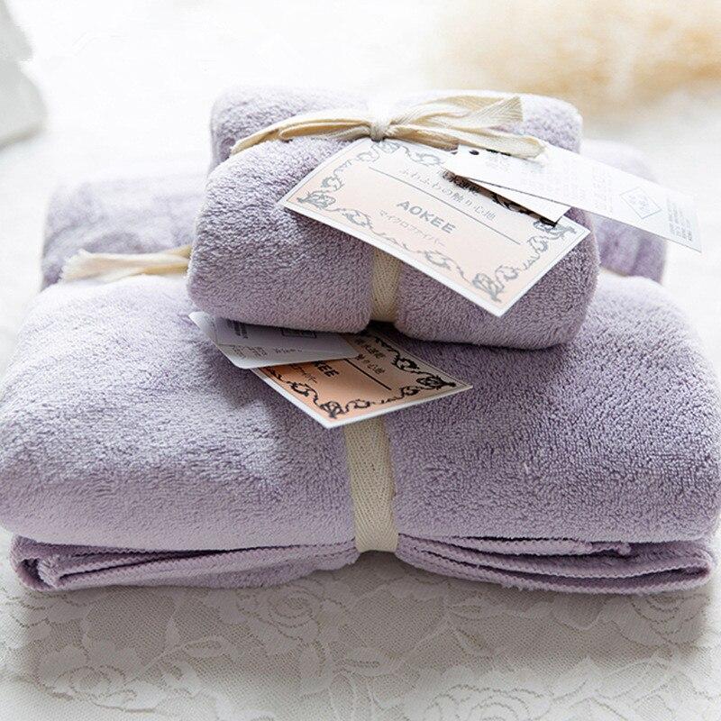 Wholesale Microfiber Bath Towels: High Quality Japanese Towel 2pcs/lot Towel Set Microfiber