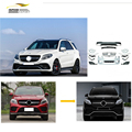 GLE Car Styling PP Auto Body Kits for Benz GLE 2016