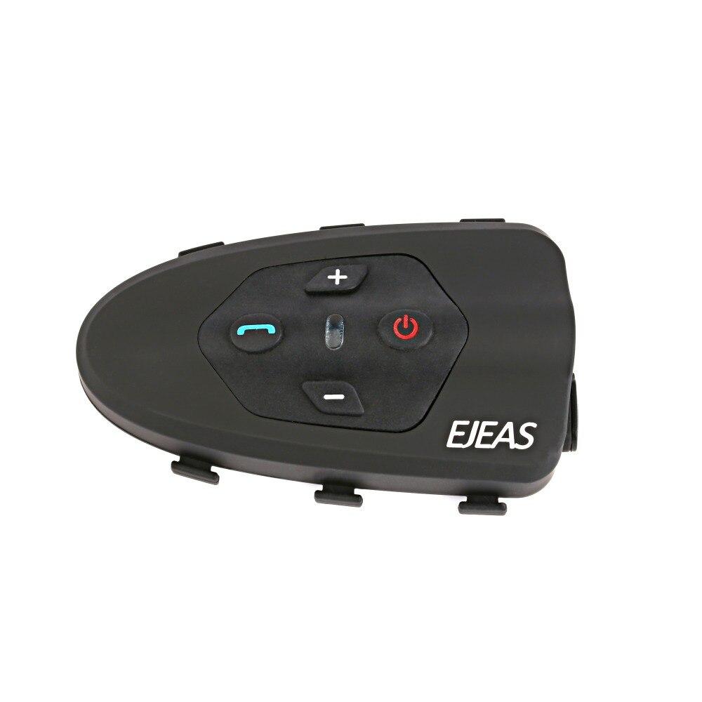 EJEAS Eagle 2 Way Bluetooth Bicycle Helmet Intercom 200hrs Standby Interphone Headset