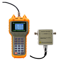 4G Through Directional Portable RF Power Meter RF D5000 ( 800~4000MHz ) Digital communication Test Equipment