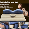 fasr shipping New design waterproof back seat of car Air Cushion car travel bed air Outdoor sofa Quality Inflatable car bed sex