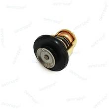 OVERSEE  Thermostat 60 Degrees ,140F For Yamaha Mercury Honda Suzuki  4 stroke Outboard Engine