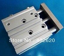 5 шт./лот, SMC стиль, 32 мм диаметр, 25 мм ход MPGM32-25, три вал пневматический цилиндр бесплатная доставка