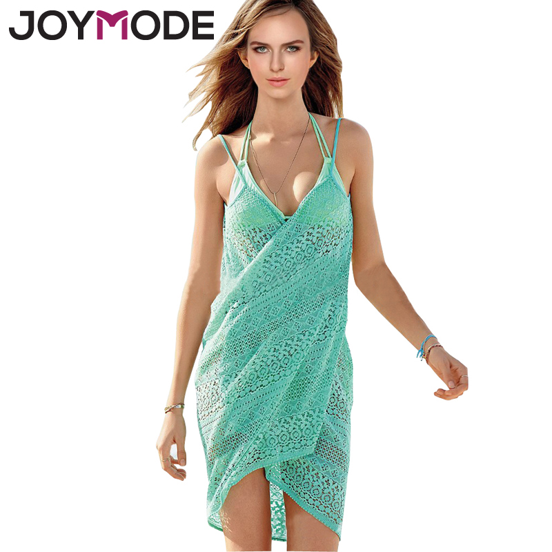 JOYMODE Women Swimwear Summer Beach Cover Up Plus Size ...