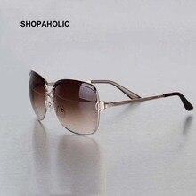 La marca de lujo de gafas de sol de las mujeres de moda Retro negro lentes de sol para dama Vintage verano gafas de sol de estilo mujer famoso UV400