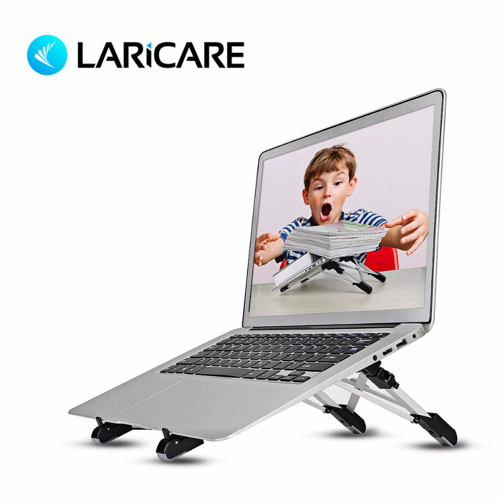 Nexstand K2 Laptop Stand Foldable Adjustable Notebook Holder Eye-Level Ergonomic