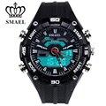 New Sport Watches 50m Waterproof LED Digital Watch Men's Wristwatch Quartz Watch montre homme relogio masculino digital WS1352