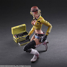 Final Fantasy XV Cindy Aurum