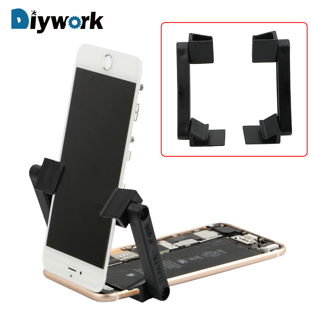 DIYWORK Mobile Phone Repair Bracket For IPhone IPad Tool LCD Screen Fastening Fixture Clamp Universal Phone Repair Stand Holder image