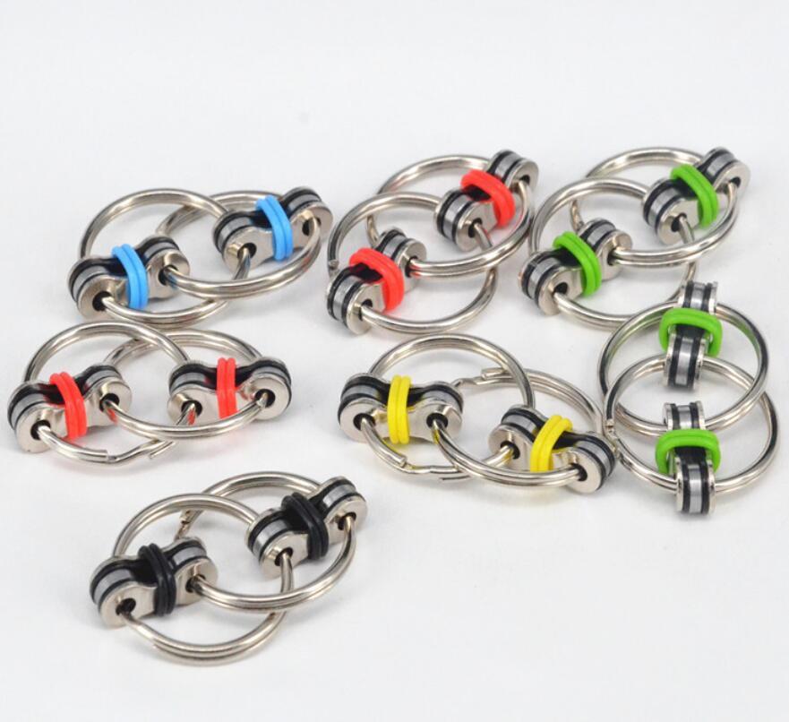 chaine-de-decompression-de-5-couleurs-fidget-main-spinner-doigt-spinner-jouet-porte-cles-en-metal-fidget-jouets-ennuyeux