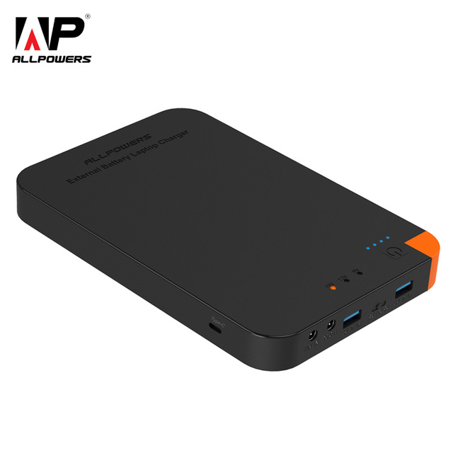 ALLPOWERS Power Bank 30000mAh Portable Phone & Laptop Power Bank Quick Charging for iPhone iPad Macbook Samsung Dell Lenovo etc.