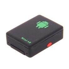 МИНИ GSM/GPRS A8 Tracker для Защиты Ребенка Стариков Автомобиль/SOS ключ/Двойной микрофон/автоматически набрать обратно
