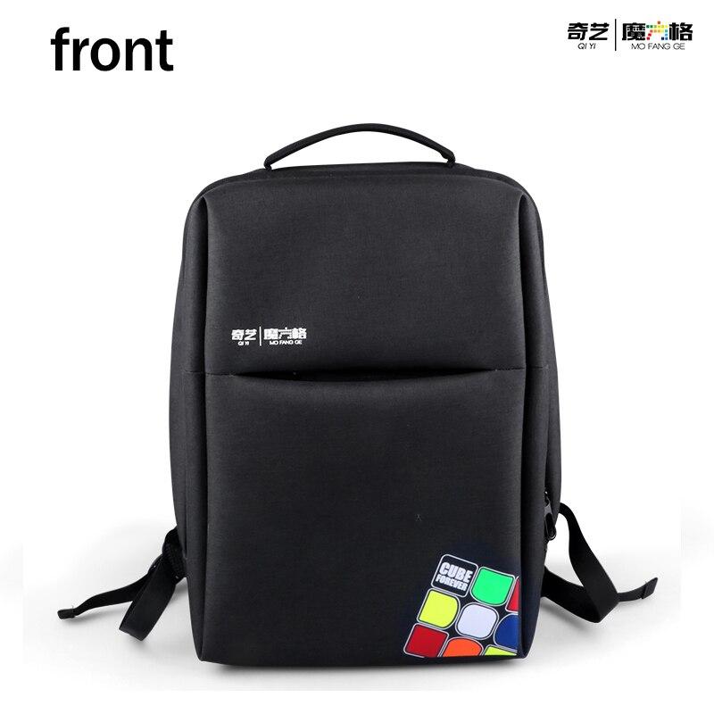 Nouveau Qiyi sac à dos sac professionnel pour Neo Cube 2x2 3x3 4x4 5x5 6x6 7x7 8x8 9x9 10x10 jeux compétition/travail/ sac d'école/de voyage