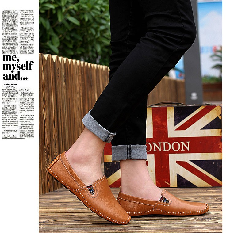 HN 930 (9) men casual loafers