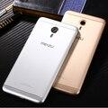 Substituição original tampa traseira da bateria para meizu m3 note luxo metal duro phone case protetora para meizu m3 note telefone shell
