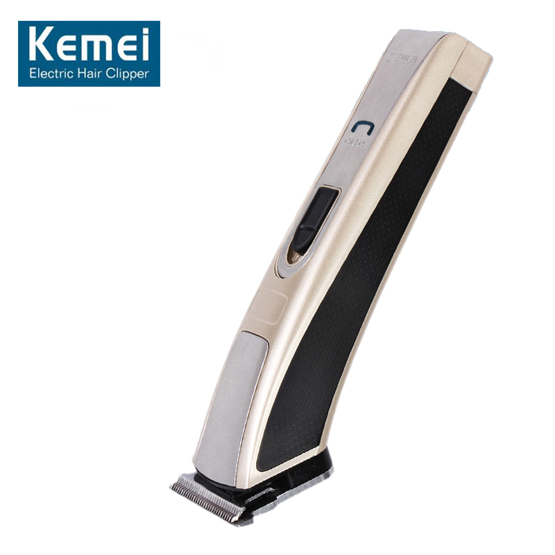 Original KM-5017 Waterproof High Power Rechargeable Hair Trimmer Electric Men Baby Children Hair Clipper Mute Barber Cutting