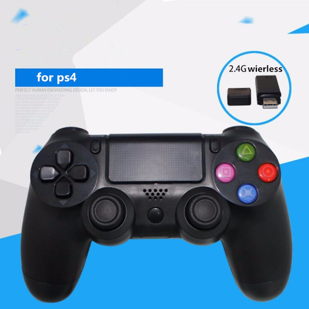 2 4G wireless gamepad for Sony PS4 controller Playstation 4 Console Dualshock 4 Game joystick For