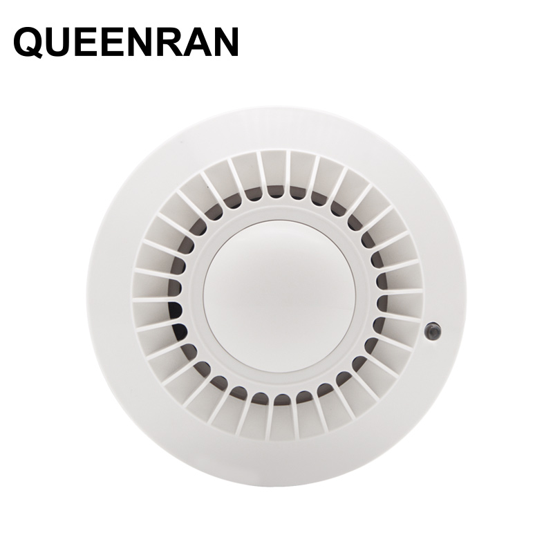 Wireless Smoke Detector Battery Powered Fire Indoor Smoke Sensor For 433MHz Home Proection Focus ST-VGT ST-IIIB Alarm System
